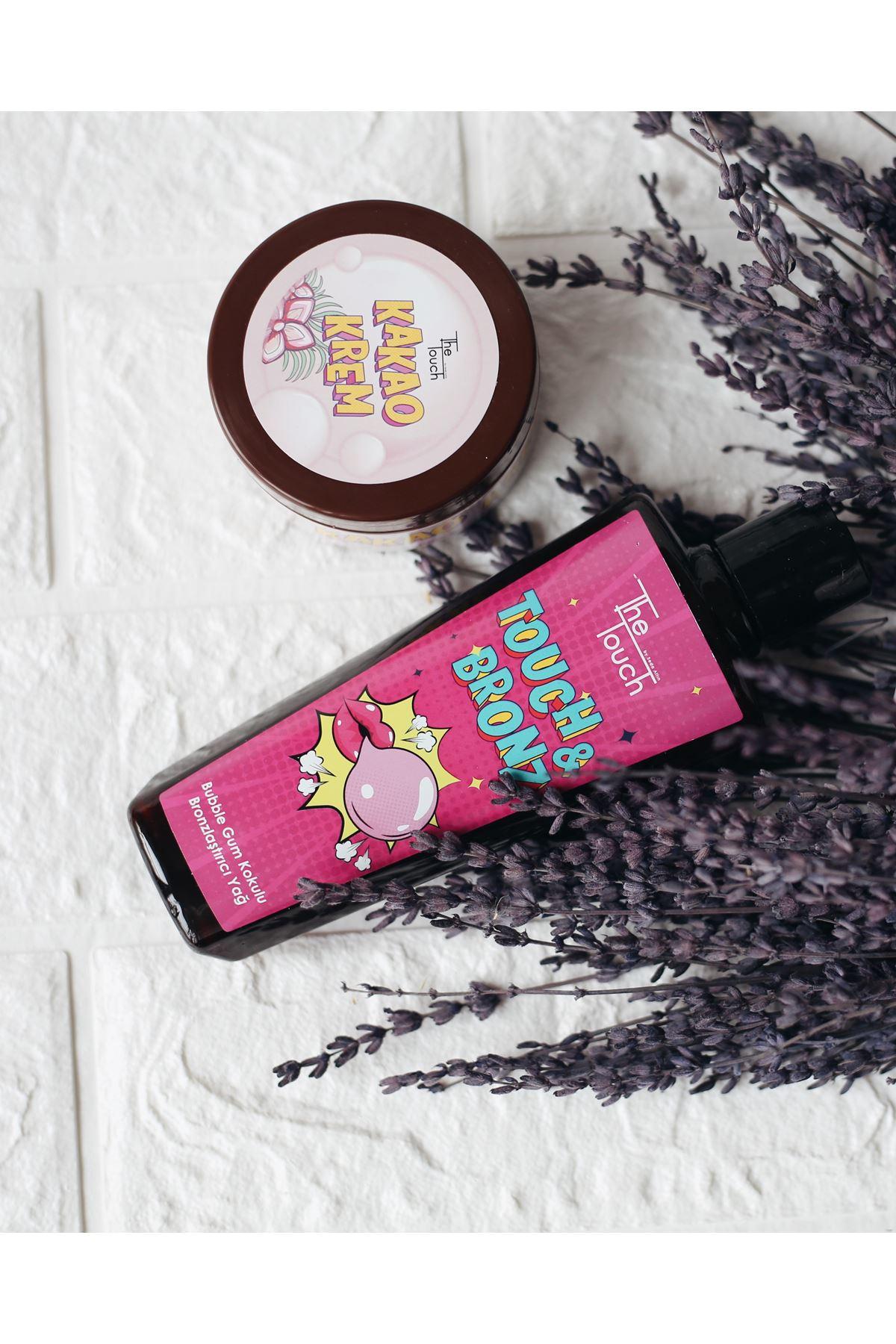 Bronzlaştırıcı Yağ ve Bronzlaştırıcı Kakao Krem